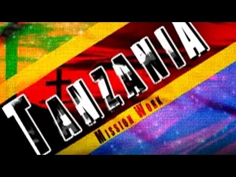 Tanzania Mission Work - Interview with Jimmy Gee