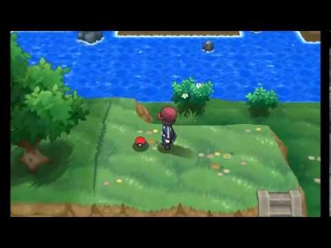 Pokemon X/Y - Shiny Stone Location - YouTube