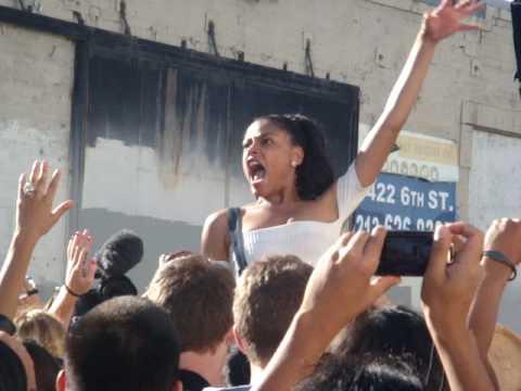 MALUCA live at MAD DECENT Block Party LA 2010