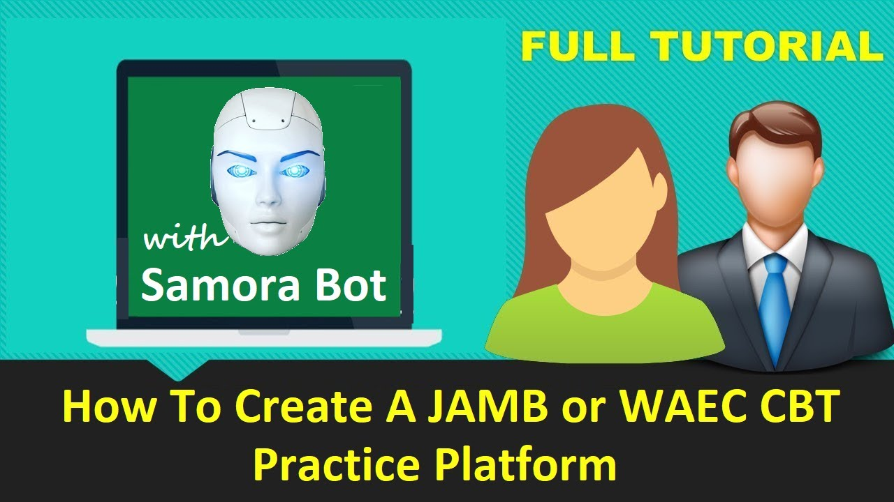 How To Create A JAMB CBT or WAEC CBT Practice Platform To Train Students - Complete Tutorial