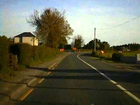 Road trip from Longford Town To Athlone Co. Westmeath