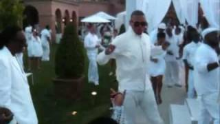 chris brown dancing to michael jacksons thriller song at diddys all white party