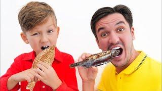 Сея и его Челленджи  для Детей. Сборник интересных серий смотреть онлайн в хорошем качестве бесплатно - VIDEOOO