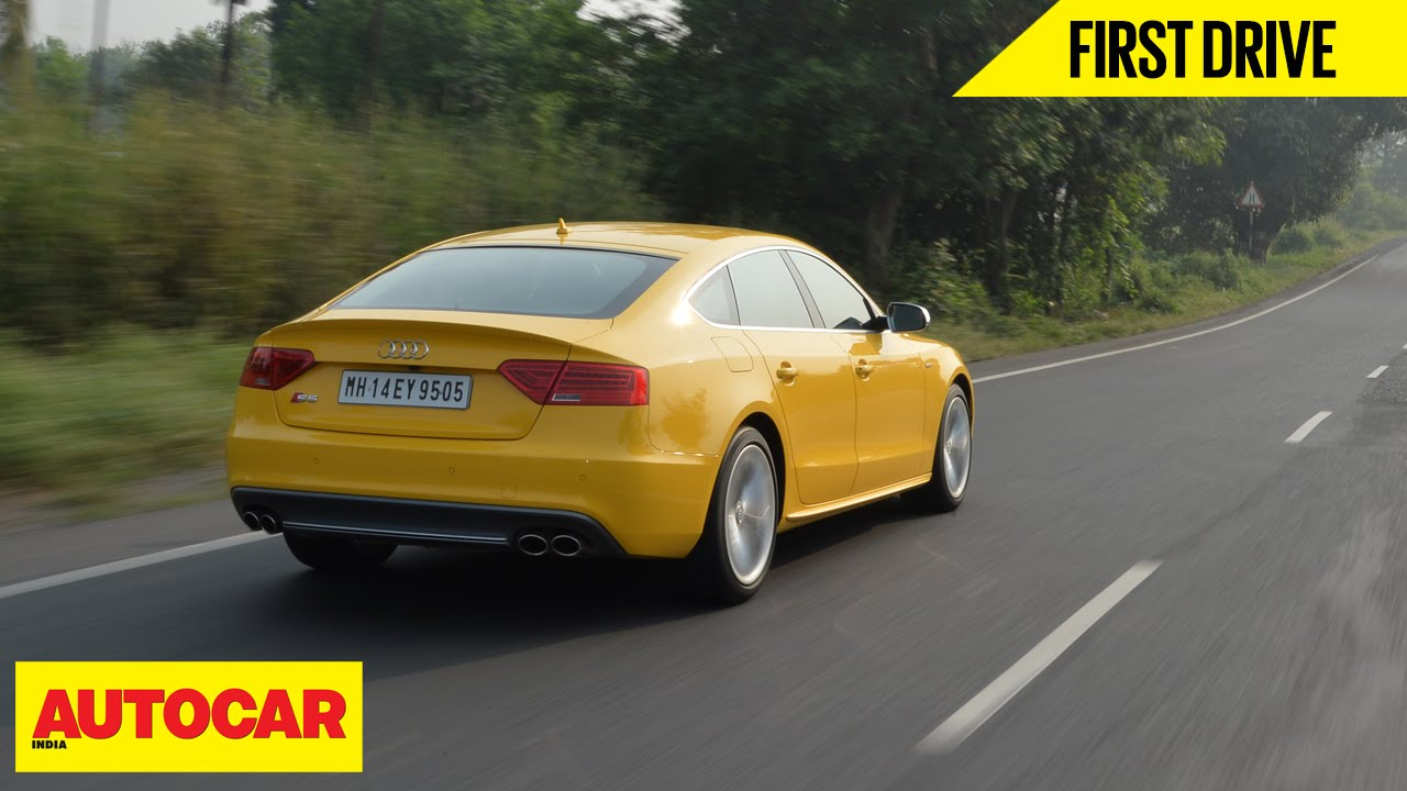 Audi S Sportback First Drive Autocar India YouTube - Audi autocar