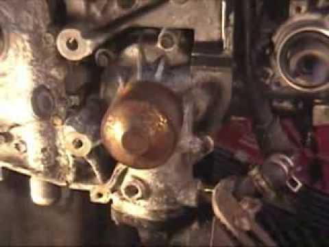 Subaru EJ22 Water Pump (all EJ engines)  YouTube