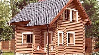Проект дома из оцилиндрованного бревна ДСЭ 10(, 2015-12-27T15:05:22.000Z)