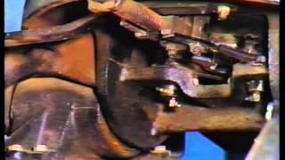 видео Техническое обслуживание двигателя
