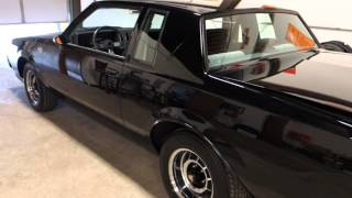 1987 Buick Grand National, Low Mileage! FOR SALE @ www.NationalMuscleCars.com National Muscle Cars