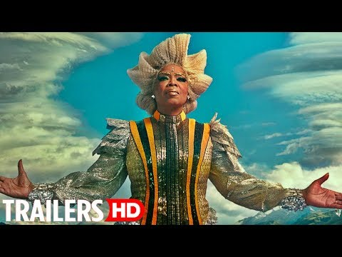 A Wrinkle in Time Official Trailer 2018 Oprah Winfrey, Chris Pine Fantasy Movie HD   YouTube