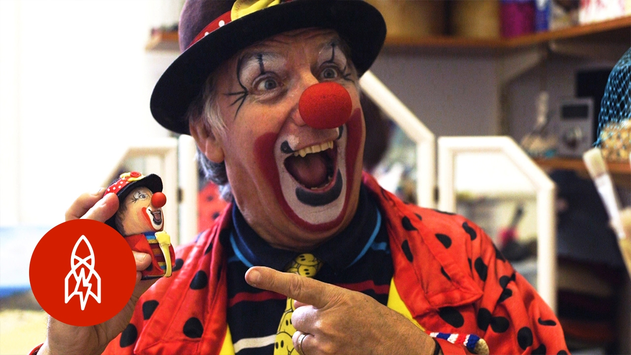 Download The Clown Face Registry of the UK