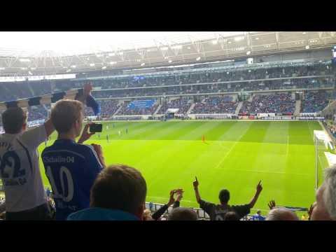 1:4 Tsg Hoffenheim - Fc Schalke 04