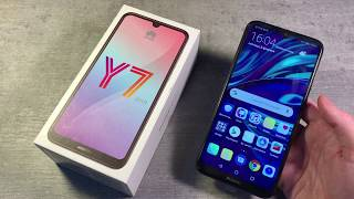 Обзор Huawei Y7 2019 (DUB-LX1)