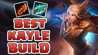 Nightblue3-THE BEST 1v9 KAYLE BUILD 22 KILL FREELO