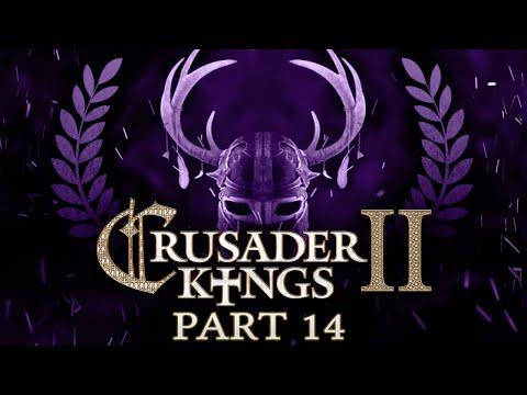 Crusader Kings 2 - Part 14 - The Succession Crisis