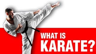 What is Karate? | ART OF ONE DOJO