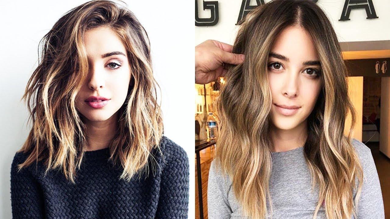9 Stunning Medium Bob Haircuts for Girls ♥♥ Beautiful Girls Haircuts  Compilation 9 ♥♥