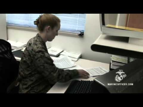 Roles in the Corps: Public Affairs Officer