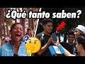 ¡Chapines VS Cultura General!