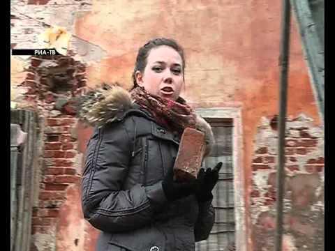 Усадьба Михалковых разрушается.flv