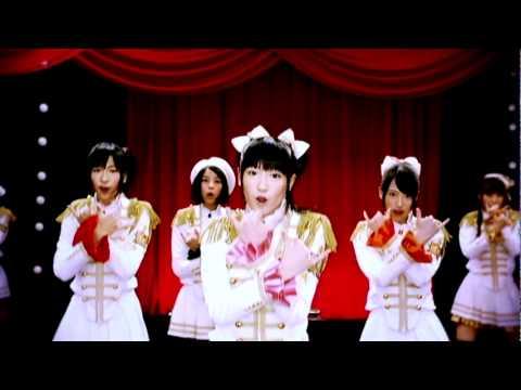 SUPER☆GiRLS / 女子力←パラダイス