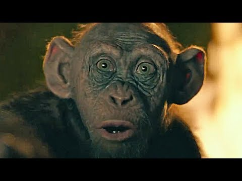 War for the Planet of the Apes - Meeting Bad Ape ...