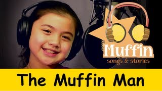 The Muffin Man | Family Sing Along - Muffin Songs