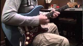 Fender ST62TX→ ZOOM/G2.1u→MG-15DFX.