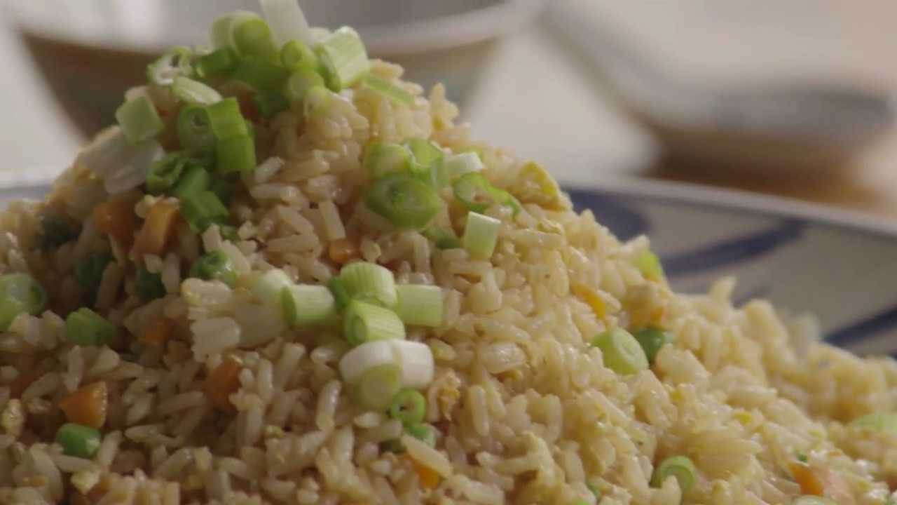 How to make restaurant style fried rice youtube ccuart Gallery