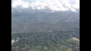 Puerto Rico- Morovis- Pueblo de Morovis desde el aire :-D