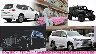 How rich is Falz? ► All Falz 's Cars, House, Luxuries & Assets