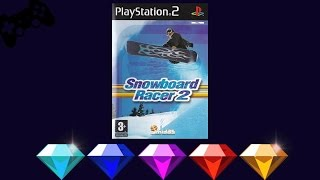 Gemhunter #4 – Snowboard Racer 2 (PS2)