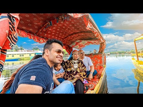 Best places to visit in Srinagar | Flying Beast vlog