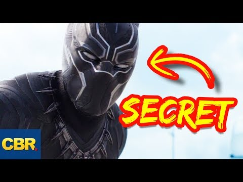 10 Secrets You Need To Know About BLACK PANTHER