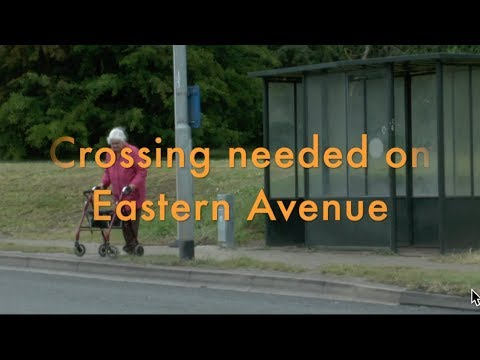 Problems on Eastern Avenue (Lichfield)