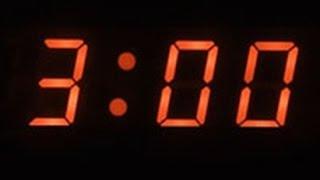 Historia de Terror - El misterio de las 3am