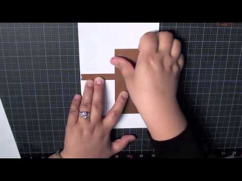 Local King Rubber Stamp Tutorial 11 How To Use Step Die
