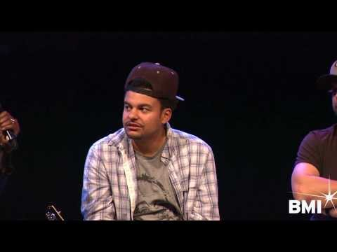 "Alex Da Kid on writing ""I Need a Doctor"" at the 2014 HIWTS pre-GRAMMY event"