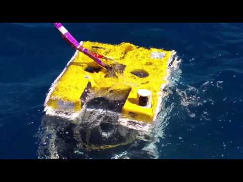 ROV practical training - UXO Offshore Personnel