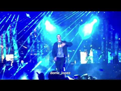 Justin Bieber-No Sense QUITO (Purpose Tour Ecuador 08/04/2017)
