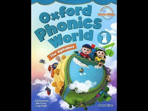 Oxford Phonics World 1 CD2 English for kids