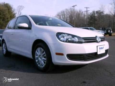 2011 Volkswagen Golf Fredericksburg VA Price Quote, VA #CWP128 - SOLD