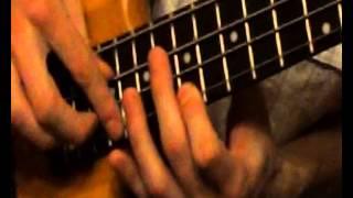 Игорь Буцик (Вечный Страж) - Видеоурок (Бас-гитара)