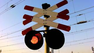 Spoorwegovergang Goes - Level crossing Goes, NL