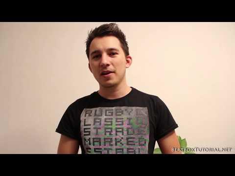 Beatbox Tutorial - Exercise #1 (Learn how to Beatbox 3 Basic Beats) Isato Beatbox