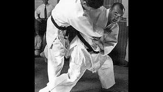 Teizo Kawamura - Judo techniques