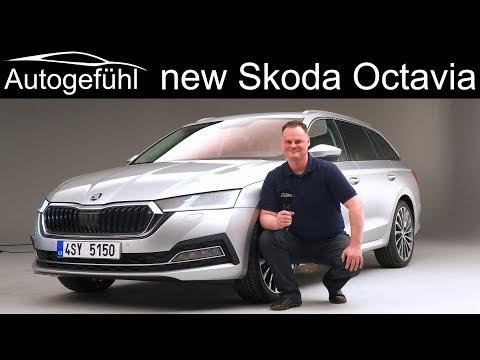 all-new-skoda-octavia-review-combi-vs-sedan-exterior-interior-2020---autogefühl