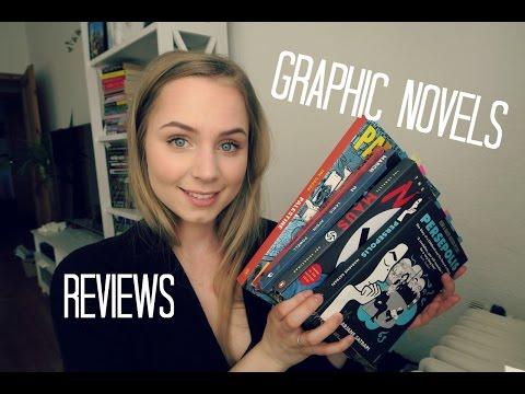 Exploring Graphic Novels   Reviews