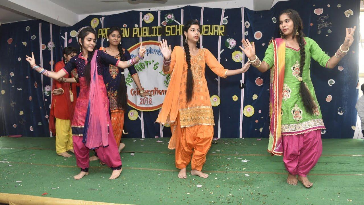 english dance songs for teachers day