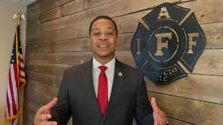 Mitchell for IAFF | Optimism & Opportunity in a New Era