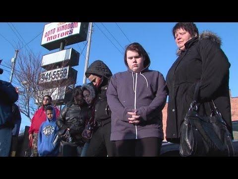 11pm: Gina DeJesus vigil